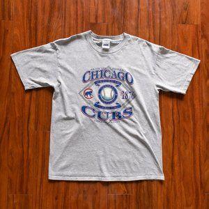 2004 Chicago Cubs MLB Baseball T-Shirt